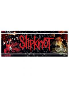 Slipknot Shelf Talker Display Items & POS Slipknot Nicht spezifiziert