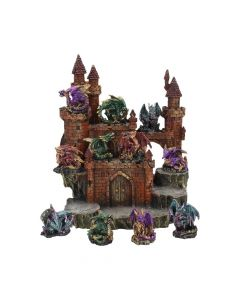 Dragon Castle Set 36pcs 25cm Dragons Dragons Value Range
