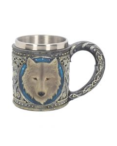 Lone Wolf Tankard 15.4cm Wolves All Animals