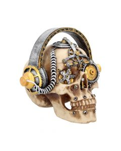 Techno Talk Large 19cm Skulls Steampunk Value Range