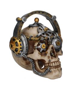 Techno Talk Small 14.5cm Skulls Steampunk Value Range