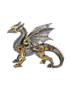 Dracus Machina 31.5cm Dragons Steampunk Dragons Value Range