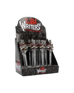 Wild Writers Knight Pens 16cm (Display of 12) Medieval Medieval Value Range