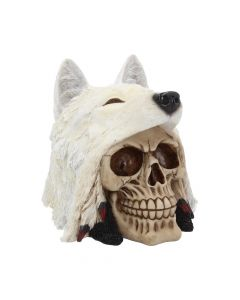 Night Wolf 15.6cm Skulls Skulls Value Range