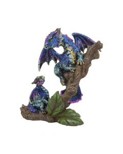 Wyrmlings Protector Dragon and Hatchling Figurine 10.5cm Mother's Day