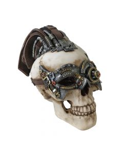 Dreadlock Device 18.5cm (Small) Skulls Verkaufte Artikel Value Range