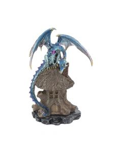 Metallic Dragon Magnar Incense Burner 19cm Dragons