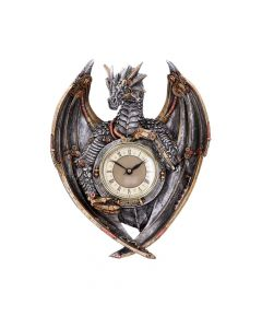 Dracus Horologium Steampunk Dragon Wall Clock Steampunk Dragons