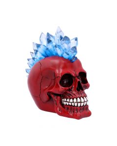 Crystal Hawk Red 20.3cm Skulls Skulls Value Range