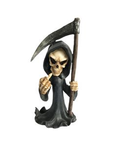 Don't Fear the Reaper Cursing Grim Reaper Figurine Reapers