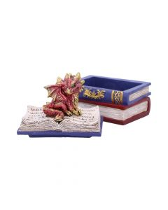 Dragonling Diaries (Red) 11.3cm Dragons Realm of Dragons Value Range