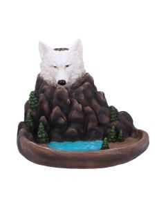 Wild Ridge Backflow Incense Burner 16.7cm Wolves Backflow Value Range