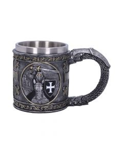 Dark Knight Tankard 16.3cm Medieval Tankards Value Range