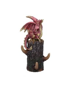 Crimson Helper 18.8cm Dragons New in Stock Value Range