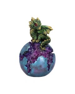 Geode Guard Green 12.7cm Dragons New Product Launch Value Range