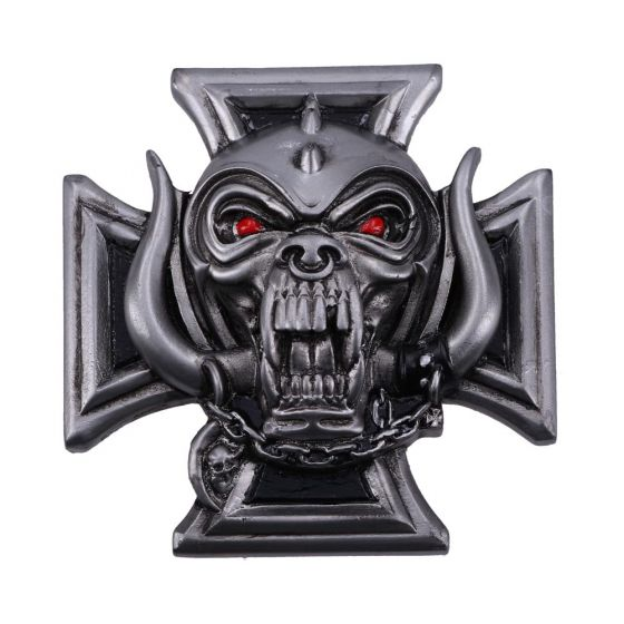 Motorhead Iron Cross Magnet 6cm Band Licenses New Products Artist Collections