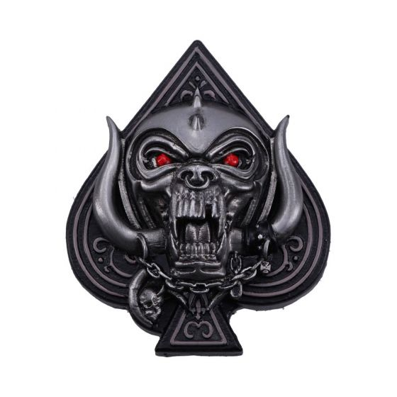 Motorhead Spade Warpig Magnet 6cm Band Licenses New Products Artist Collections