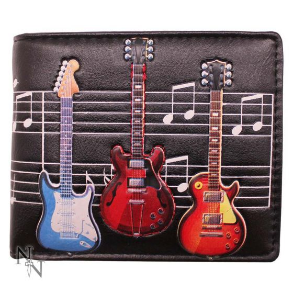Wallet - Electric Guitars 11cm Nicht spezifiziert Wallets Premium Range