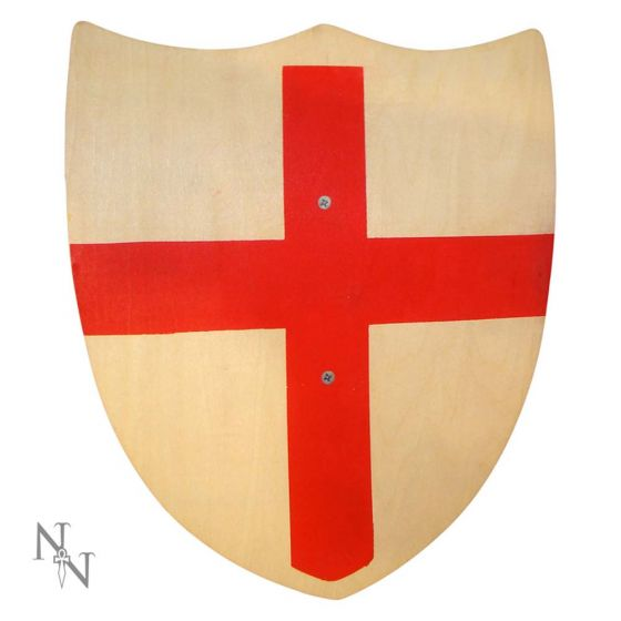St. George Shield 35cm Medieval Medieval Value Range
