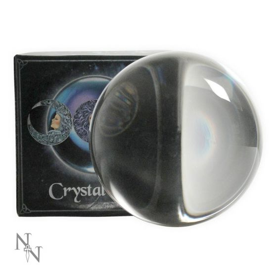 Crystal Ball (LL) 11cm Witchcraft & Wiccan Wiccan Premium Range