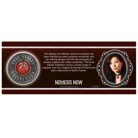Anne Stokes Shelf Talker Display Items & POS Display Items & POS Nicht spezifiziert