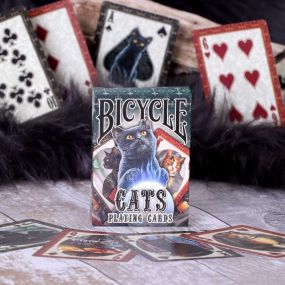 Lisa Parker Cats Playing Cards