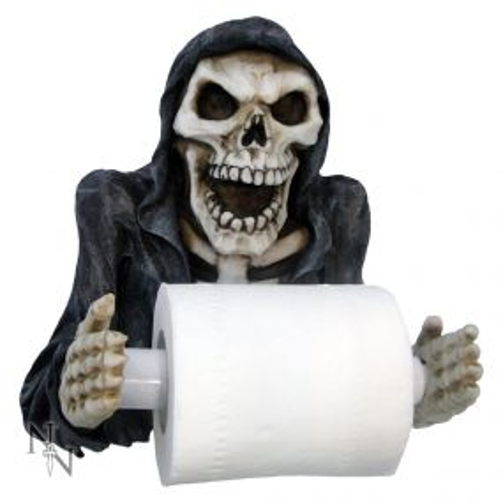 Reapers Revenge Toilet Roll Holder 26cm