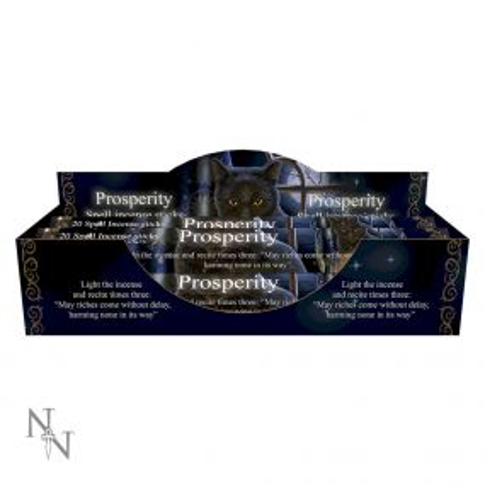 Prosperity Spell Jasmine Incense Sticks(LP)