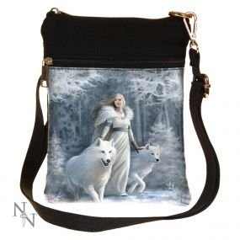 Winter Guardians (AS) Shoulder Bag 23cm