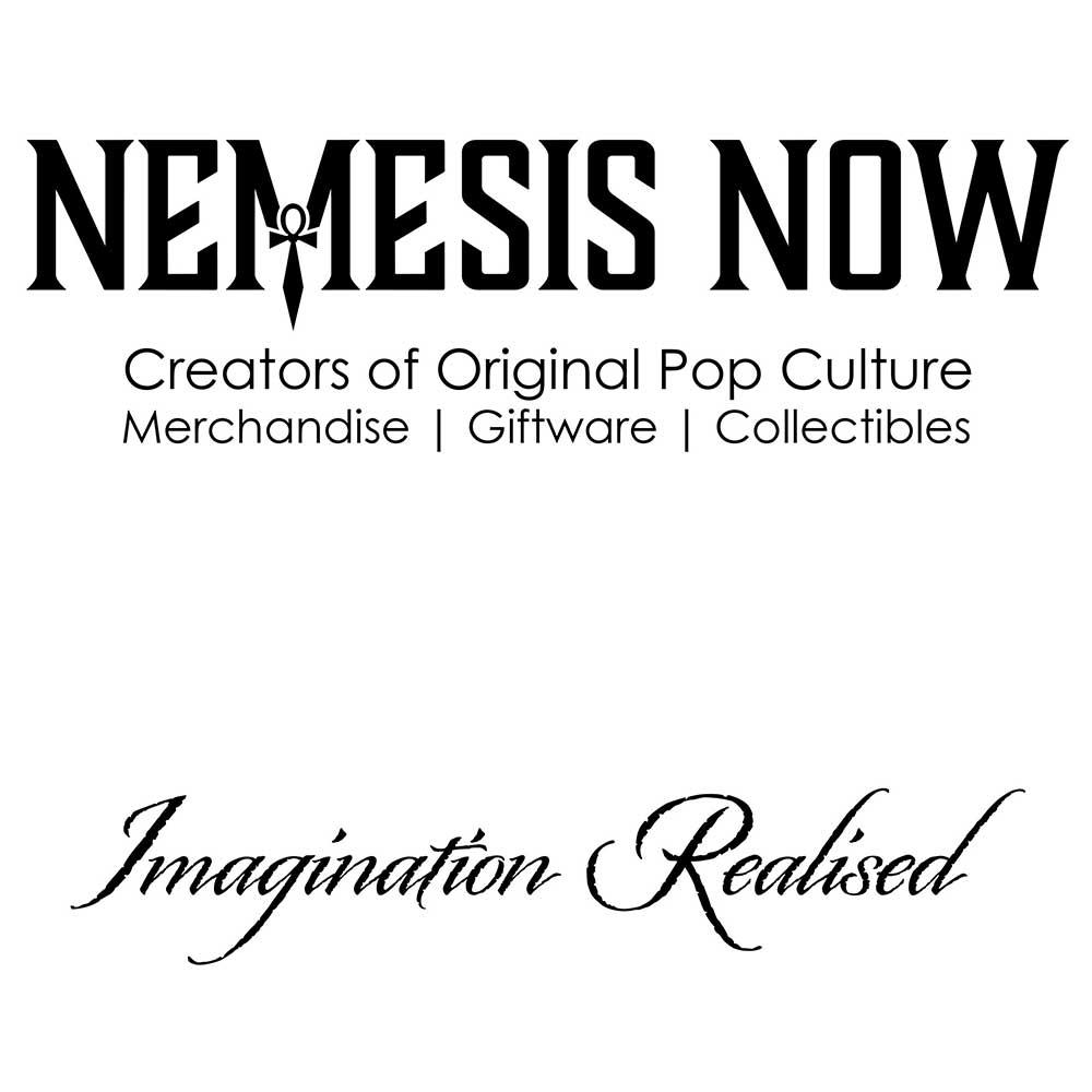 Edgar's Raven Skull 21cm