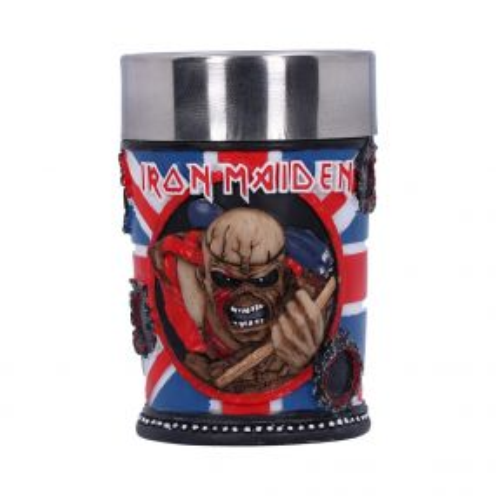 Iron Maiden Shot Glass 7cm
