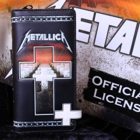 Metallica - Master of Puppets Embossed Purse