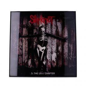 Slipknot 5: The Gray Chapter Crystal Clear 32cm