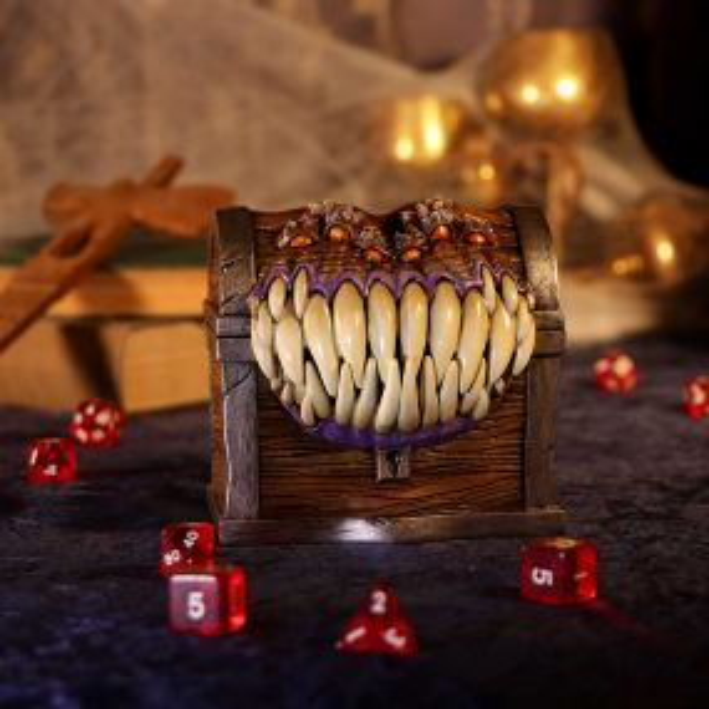 Dungeons & Dragons Mimic Dice Box 11.3cm