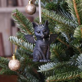 Malpuss Hanging Ornament 9.2cm