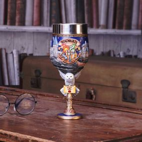 Harry Potter Hogwarts Collectible Goblet 19.5cm