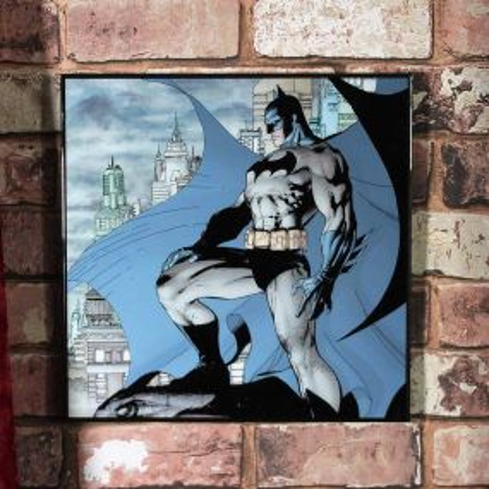 Batman - Gotham Crystal Clear Picture 32cm