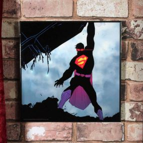 Superman - The New 52 Crystal Clear Picture 32cm