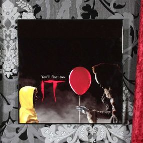 IT - You'll Float Too Crystal Clear Picture 32cm