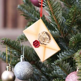 Harry Potter-Hogwarts Letter Hanging Ornament