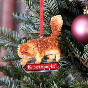 Harry Potter - Crookshanks Hanging Ornament 9cm