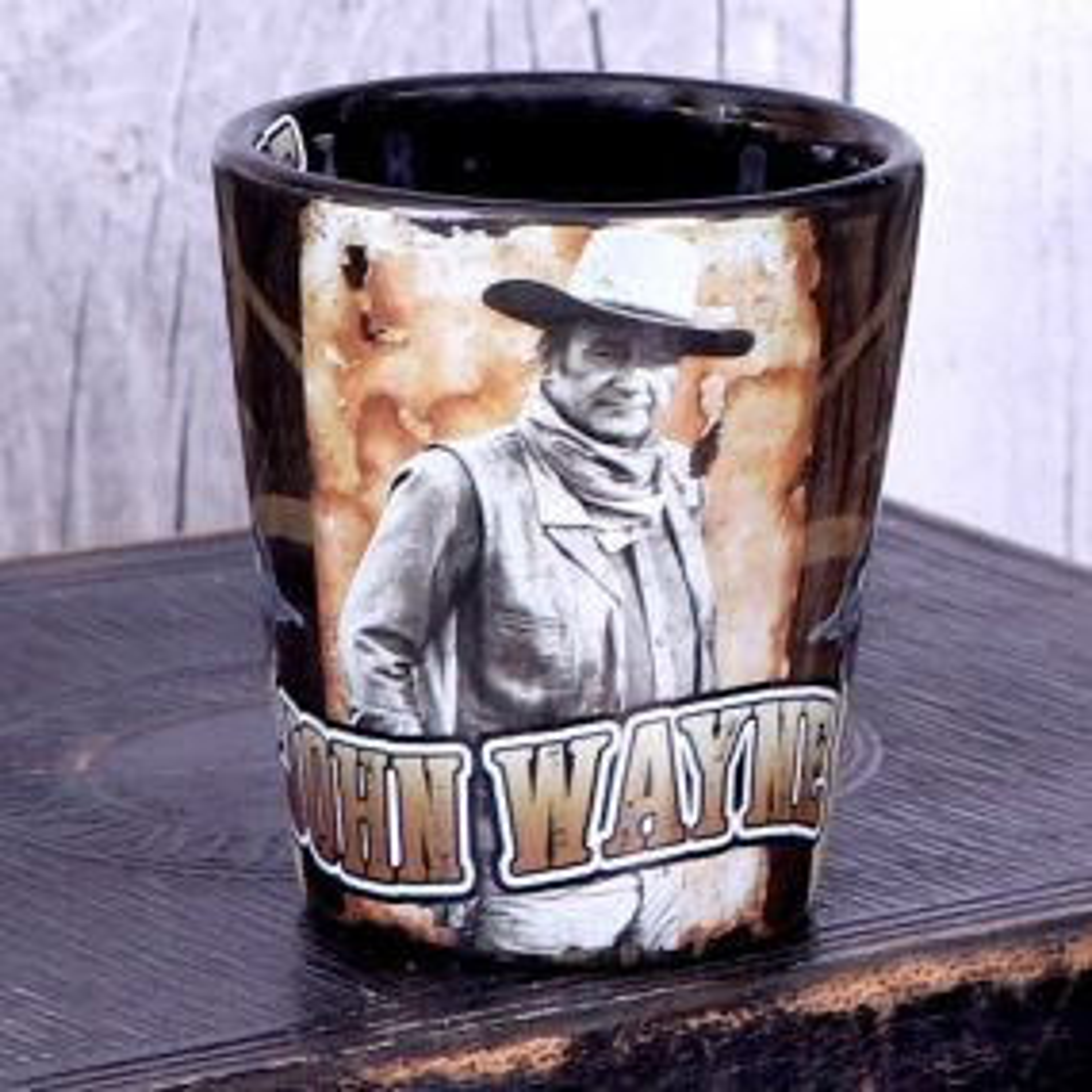 Espresso Cup - John Wayne - The Duke