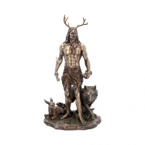 Herne and Animals 30cm