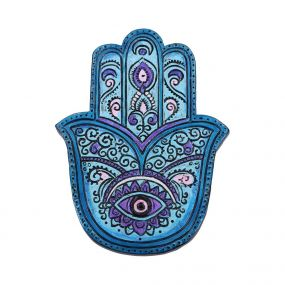 Hamsa's Serenity Incense Burner 12.5cm (Set of 4)