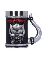 Motorhead Tankard 14.5cm Band Licenses In Demand Licenses Artist Collections