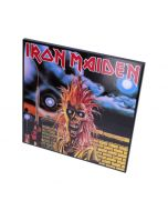 Iron Maiden Album Crystal Clear Picture Iron Maiden