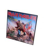 Iron Maiden The Trooper Crystal Clear Picture Iron Maiden
