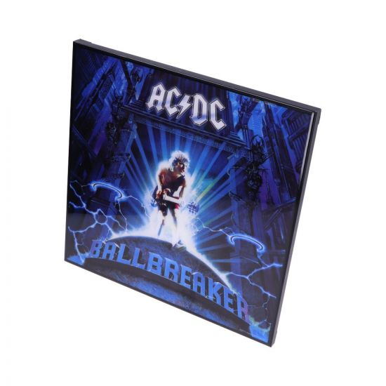ACDC-Ball Breaker Crystal Clear Picture 32cm