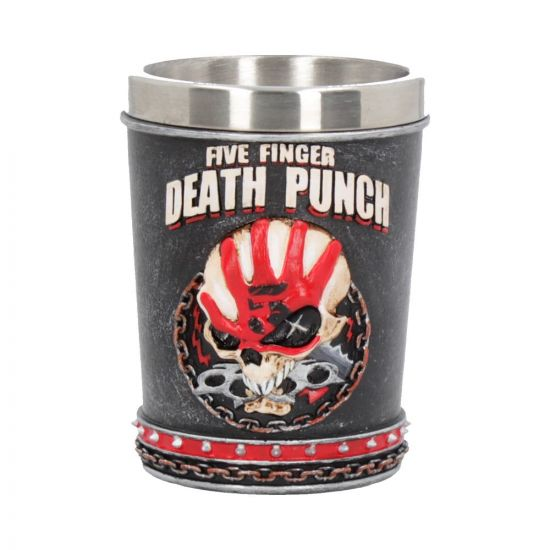 Five Finger Death Punch Shot Glass 7cm