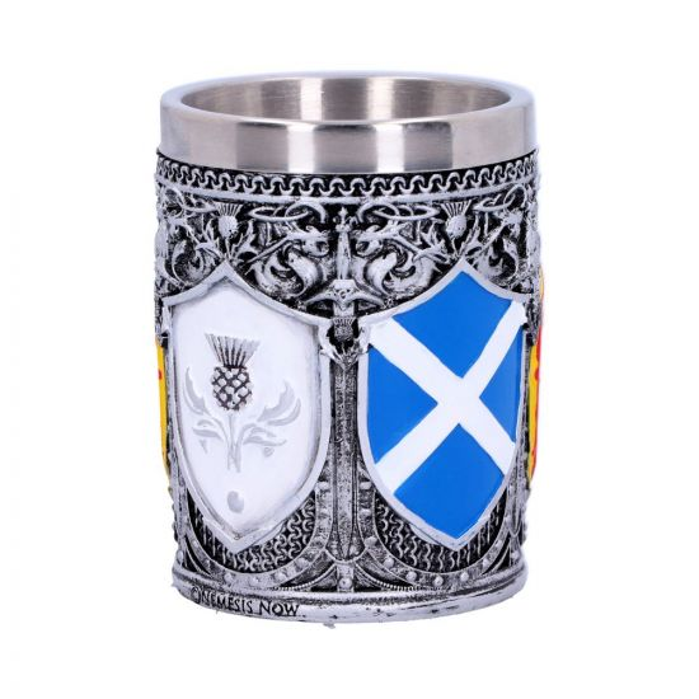 Shot Glass of the Brave 7cm Medieval NN Schnapsglas